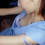 【胸チラエロ画像】油断したその胸元撮ったり!胸チラ画像集めたったwww(35枚)